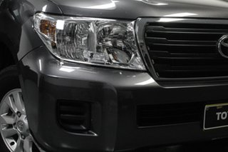 2015 Toyota Landcruiser VDJ200R MY13 GXL Grey 6 Speed Sports Automatic Wagon.