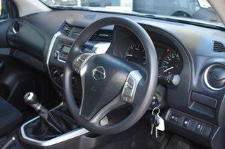 2017 Nissan Navara D23 S2 RX 4x2 Silver 6 Speed Manual Utility