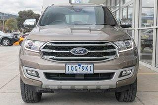 2019 Ford Everest UA II 2019.75MY Titanium Silver 10 Speed Sports Automatic SUV.