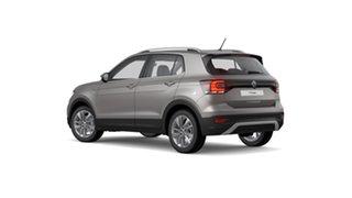 2021 Volkswagen T-Cross C1 MY21 85TSI DSG FWD Style Limestone Grey 7 Speed.