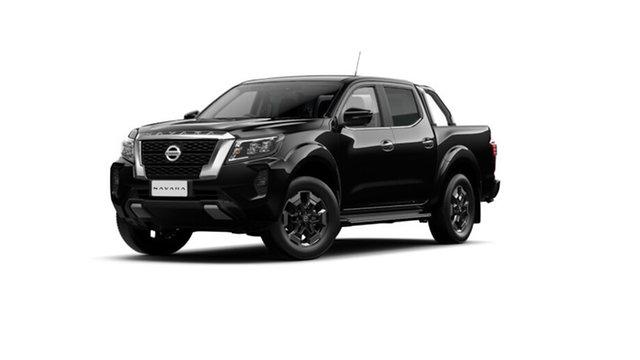 New Nissan Navara D23 MY21 ST-X Cardiff, 2021 Nissan Navara D23 MY21 ST-X Black Star 7 Speed Sports Automatic Utility