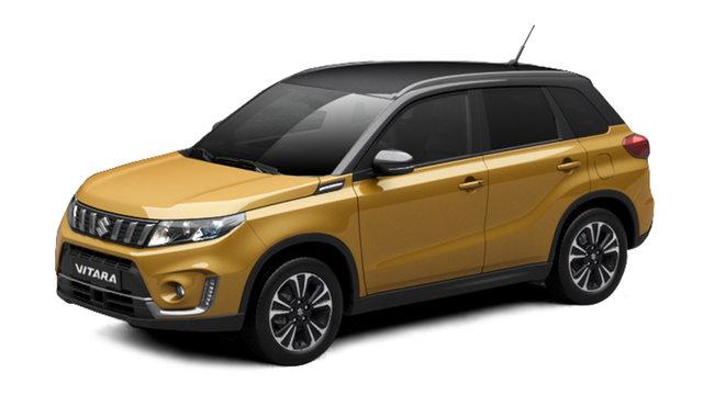 New Suzuki Vitara LY Series II Turbo 2WD Hamilton, 2020 Suzuki Vitara LY Series II Turbo 2WD Solar Yellow & Cosmic Black Roof 6 Speed Sports Automatic