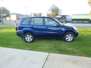 2005 Toyota RAV4 ACA23R CV Blue Automatic Wagon.