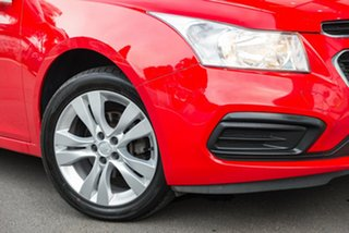 2015 Holden Cruze JH MY15 Equipe Red Hot 6 Speed Automatic Hatchback