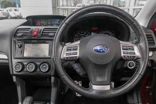 2012 Subaru Forester S4 MY13 XT Lineartronic AWD Premium Red 8 Speed Constant Variable Wagon
