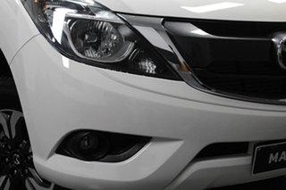 2017 Mazda BT-50 UR0YG1 XTR White 6 Speed Sports Automatic Utility.