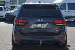 2015 Jeep Grand Cherokee WK MY15 SRT Black 8 Speed Sports Automatic Wagon