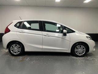 2014 Honda Jazz GF MY15 VTi White 1 Speed Constant Variable Hatchback