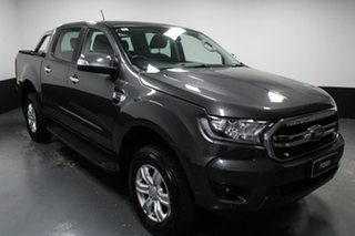 2018 Ford Ranger PX MkIII 2019.00MY XLT Grey 10 Speed Sports Automatic Utility.