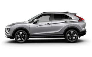 2021 Mitsubishi Eclipse Cross YB MY21 LS 2WD Sterling Silver 8 Speed Constant Variable Wagon