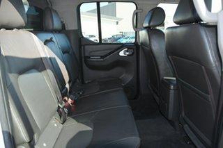 2014 Nissan Navara D40 S7 Titanium White 6 Speed Manual Utility