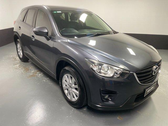 Used Mazda CX-5 KE1072 Maxx SKYACTIV-Drive Sport Cardiff, 2016 Mazda CX-5 KE1072 Maxx SKYACTIV-Drive Sport Grey 6 Speed Sports Automatic Wagon