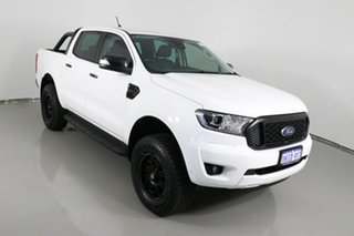 2021 Ford Ranger PX MkIII MY21.25 XLT 3.2 (4x4) White 6 Speed Automatic Double Cab Pick Up