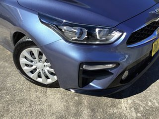 2020 Kia Cerato BD MY20 S Blue 6 Speed Sports Automatic Hatchback.