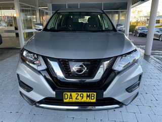 2019 Nissan X-Trail ST Silver Constant Variable Wagon.