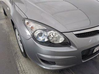 2011 Hyundai i30 FD MY11 SX Grey 5 Speed Manual Hatchback.