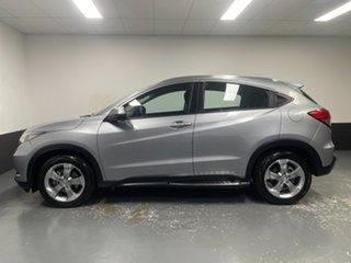 2017 Honda HR-V MY17 VTi Silver 1 Speed Constant Variable Hatchback