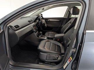 2013 Volkswagen Passat Type 3C MY14 118TSI DSG Grey 7 Speed Sports Automatic Dual Clutch Sedan