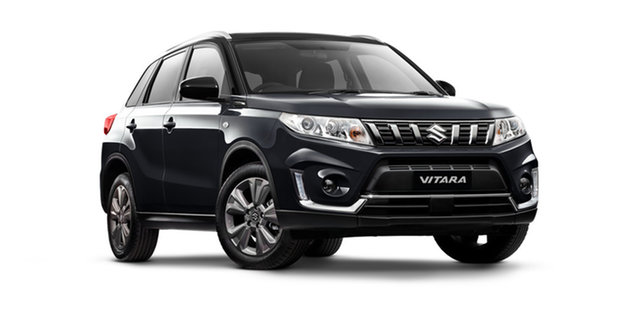 New Suzuki Vitara LY Series II 2WD Hamilton, 2021 Suzuki Vitara LY Series II 2WD Crystal Black Pearl Metallic 6 Speed Sports Automatic Wagon