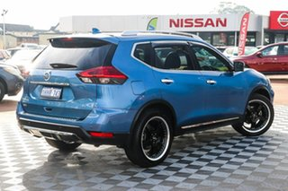 2019 Nissan X-Trail T32 Series II Ti X-tronic 4WD Blue 7 Speed Constant Variable Wagon.