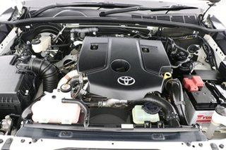 2018 Toyota Hilux GUN126R MY19 SR (4x4) White 6 Speed Manual X Cab Cab Chassis