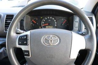 2017 Toyota HiAce KDH201R LWB White 5 speed Manual Van