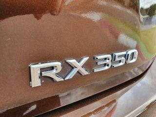 2016 Lexus RX GGL25R RX350 Luxury Brown 8 Speed Sports Automatic Wagon