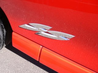 2006 Holden Commodore VZ SS Red 4 Speed Automatic Utility