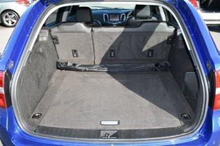 2016 Holden Commodore VF II MY16 SS V Sportwagon Redline Blue 6 Speed Sports Automatic Wagon