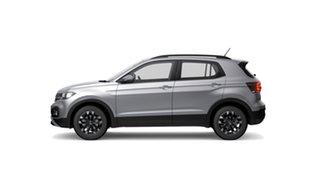 2021 Volkswagen T-Cross C1 85TSI Life Reflex Silver 7 Speed Semi Auto SUV.