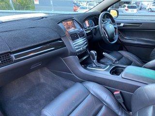2009 Ford Falcon FG XR8 Grey 6 Speed Auto Seq Sportshift Utility