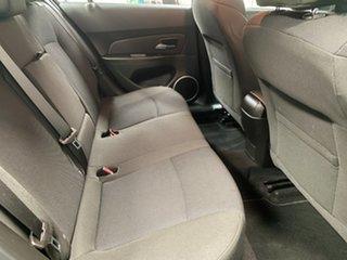 2014 Holden Cruze JH Series II MY14 Equipe Dark Green 5 Speed Manual Sedan