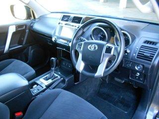 2015 Toyota Landcruiser Prado KDJ150R MY14 GXL Grey 5 Speed Sports Automatic Wagon