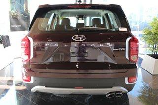 2021 Hyundai Palisade LX2.V1 MY21 AWD Sierra Burgundy 8 Speed Sports Automatic Wagon.