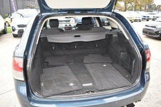 2011 Holden Commodore VE II SV6 Sportwagon Green 6 Speed Sports Automatic Wagon