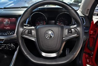 2015 Holden Commodore VF MY15 SS V Sportwagon Redline Red Hot 6 Speed Sports Automatic Wagon