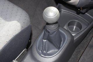 2010 Toyota Yaris NCP90R MY11 YR Graphite 5 Speed Manual Hatchback