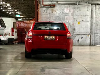 2011 Holden Commodore VE II SV6 Sportwagon Red 6 Speed Sports Automatic Wagon