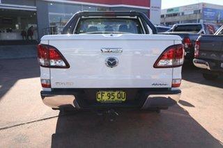 2015 Mazda BT-50 MY13 XTR (4x4) White 6 Speed Automatic Dual Cab Utility