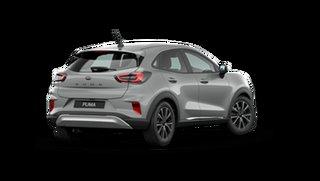2021 Ford Puma JK 2021.25MY Puma Solar Silver 7 Speed Sports Automatic Dual Clutch Wagon.