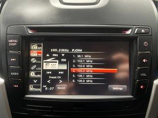 2017 Isuzu D-MAX MY17 LS-M Crew Cab White 6 Speed Manual Utility