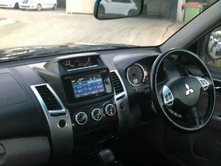 2013 Mitsubishi Challenger PB (KH) MY13 LS Blue 5 Speed Sports Automatic Wagon