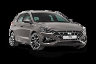 2020 Hyundai i30 PD.V4 MY21 Active Fluid Metal 6 Speed Sports Automatic Hatchback