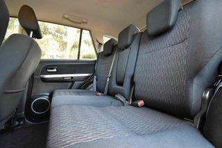 2014 Suzuki Grand Vitara JB Black 5 Speed Manual Wagon