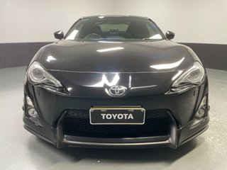 2015 Toyota 86 ZN6 GTS Black 6 Speed Sports Automatic Coupe.