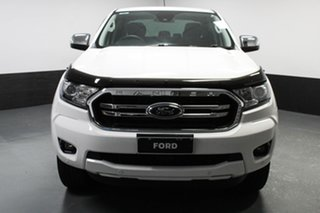 2019 Ford Ranger PX MkIII 2019.75MY XLT White 6 Speed Sports Automatic Double Cab Pick Up.