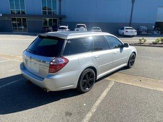 2006 Subaru Liberty B4 MY07 GT AWD Silver 5 Speed Sports Automatic Wagon