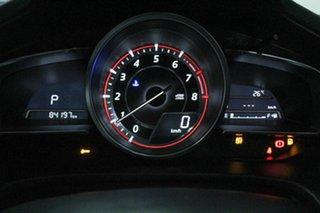 2014 Mazda 3 BM5438 SP25 SKYACTIV-Drive GT Silver 6 Speed Sports Automatic Hatchback