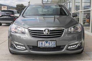 2015 Holden Calais VF II MY16 V Green 6 Speed Sports Automatic Sedan.