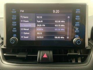 2019 Toyota RAV4 Axah54R GXL eFour White 6 Speed Constant Variable Wagon Hybrid